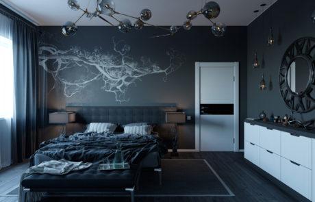 Холодная Спальня
